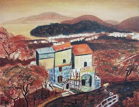 Suzanne  Marie Leclair - House Sorento Italy