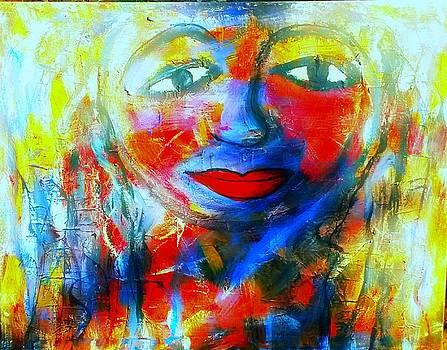 Imperfect me by Fania Simon