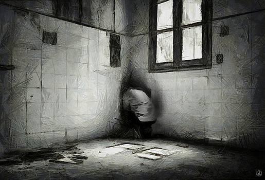 In the corner by Gun Legler