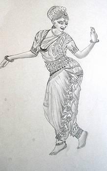 Xafira Mendonsa - Indian Dance