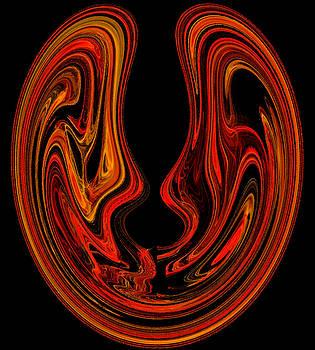 Infinity by Hengameh Kaghazchi