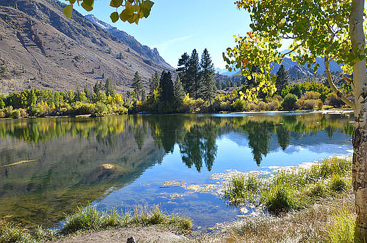 Intake 2 Lake in Bishop by Dung Ma