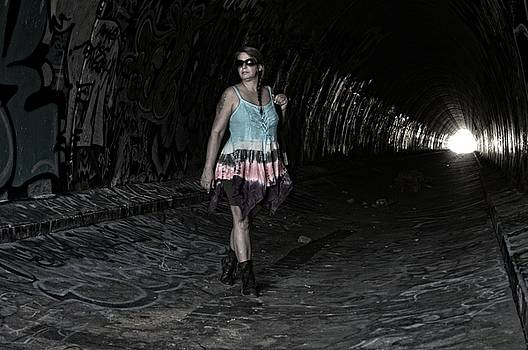 Cindy Nunn - Into the Darkness