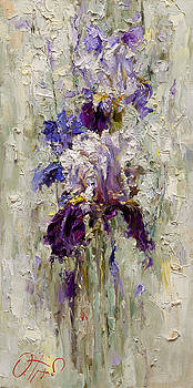Iris by Oleg Trofimoff