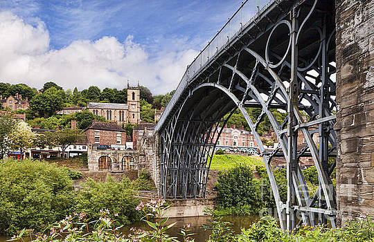 Ironbridge by Colin and Linda McKie