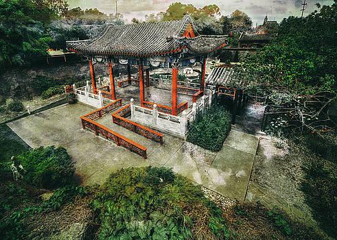Jade Garden by Wayne Sherriff