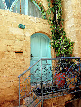 Jaffa-Israel by Denise Moore