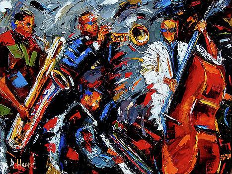 Jazz Unit by Debra Hurd