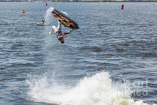Steve Purnell - Jetski Stunt 1