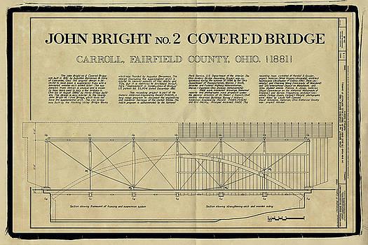 Jack R Perry - John Bright Covered Bridge