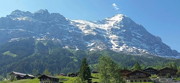 Jungfrau Switzerland by Michael Smith