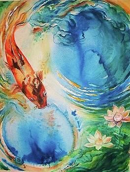 Kahu Koi by Wendy Wiese
