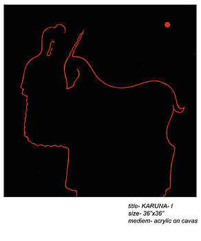 Karuna by Pramod Alte