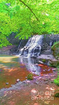 Kent Falls by Raymond Earley