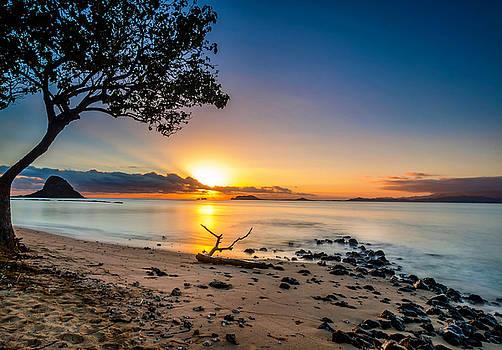 Ku'aloa Beach by John Perez