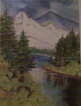 Landscape by Helen Vanterpool