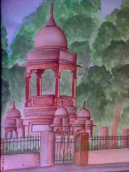 Landscape by Ravi Kumar