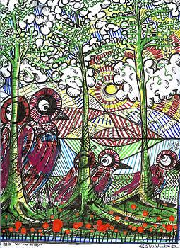 Leaving The Nest by Robert Wolverton Jr