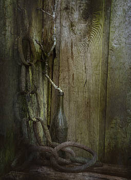 Left Behind by Nichon Thorstrom