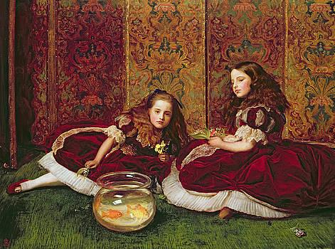 Sir John Everett Millais - Leisure Hours