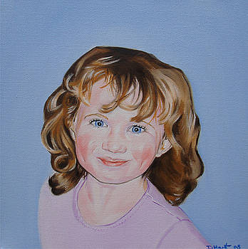 Little Princess by Davinia Hart