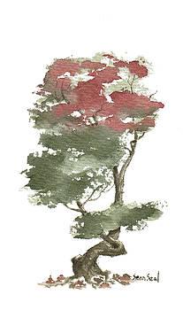 Little Tree 17 by Sean Seal