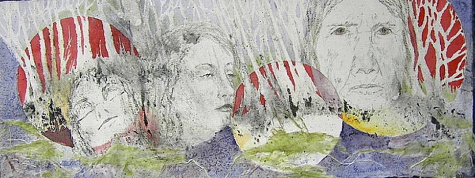 Living Dream by Carolyn Rosenberger