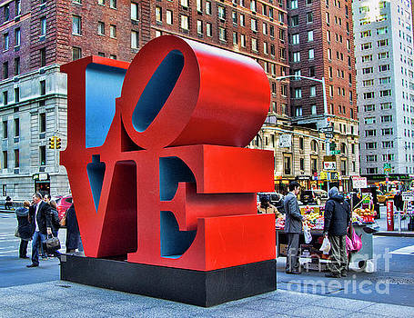 Chuck Kuhn - LOVE   NYC
