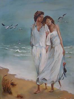 Love by Sharon Wilkens