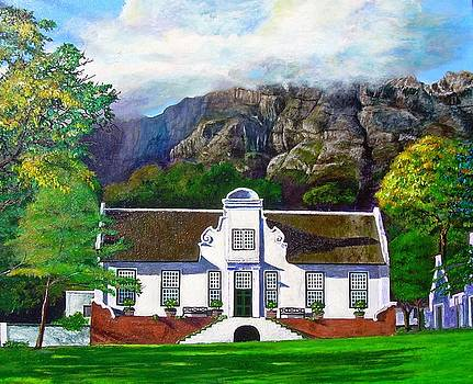 Michael Durst - Manor House