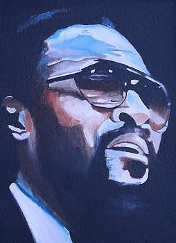 Marvin Gaye. by Mikayla Ziegler