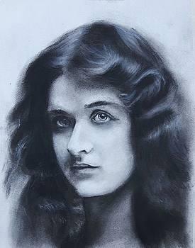 Maude Fealy by Alan Berkman