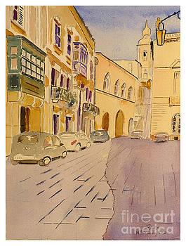 Mdina Malta by Godwin Cassar