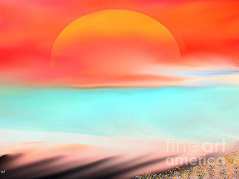 Memories Of Burning Cloud 3 by Yul Olaivar