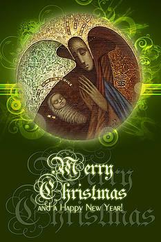 Merry Christmas by Yury Salko