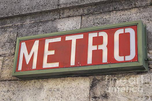 Patricia Hofmeester - Metro