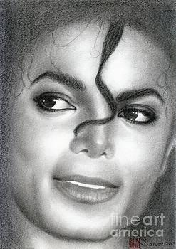 Michael Jackson #Eight by Eliza Lo
