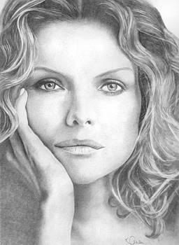 Michelle Pfeiffer by Karen  Townsend