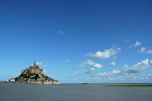 Sami Sarkis - Mont Saint-Michel in France