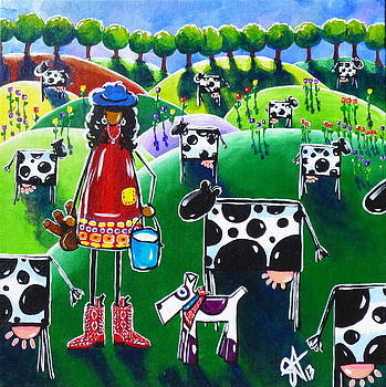 Moo Cow Farm by Jackie Carpenter