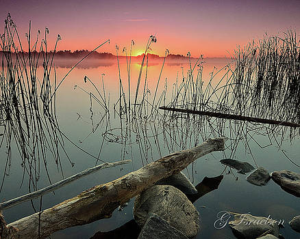 Morning Glow by Gregory Israelson