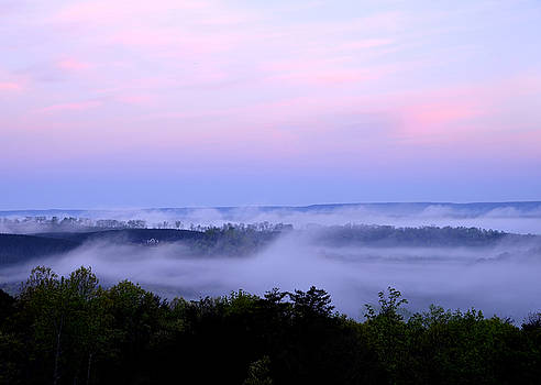 Morning Mist by Charles Bacon Jr
