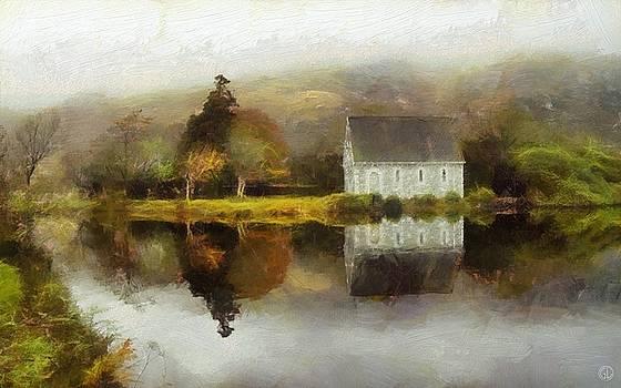 Morning stillness by Gun Legler