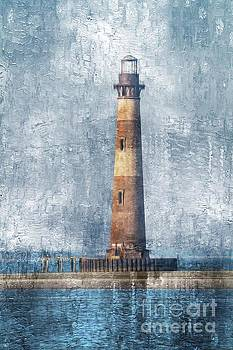Morris Island Lighthouse by Debbie Green