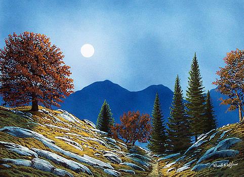 Frank Wilson - Mountain Moonrise