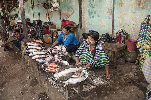 Myanmar Market by Nichon Thorstrom