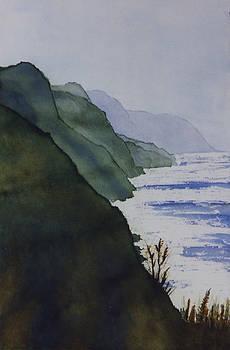 Napali Coast by Karla Horst