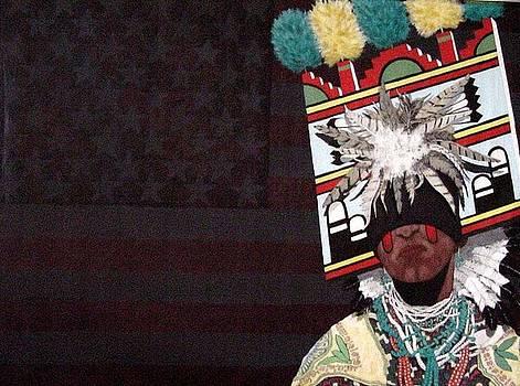 Native Dancer by Bernard Goodman