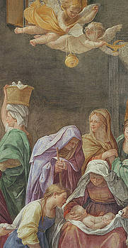 Guido Reni - Nativity of the Blessed Virgin Mary