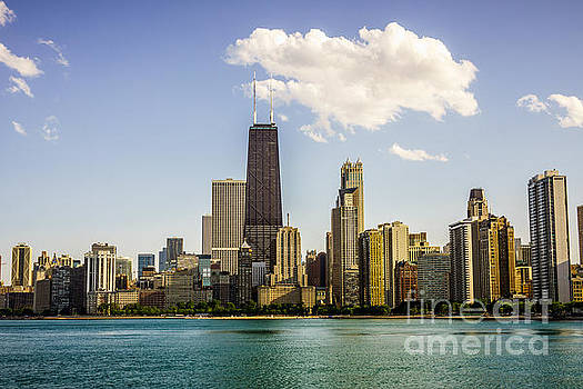 Paul Velgos - Near North Side Chicago Skyline